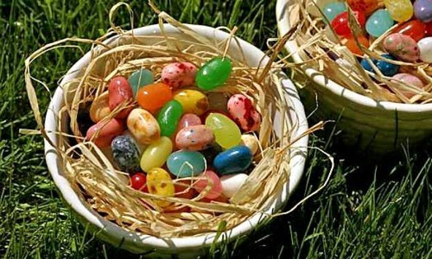 LOOKIN' GOOD: The soft centers of jelly beans derive from the exotic confection known as Turkish delight.
