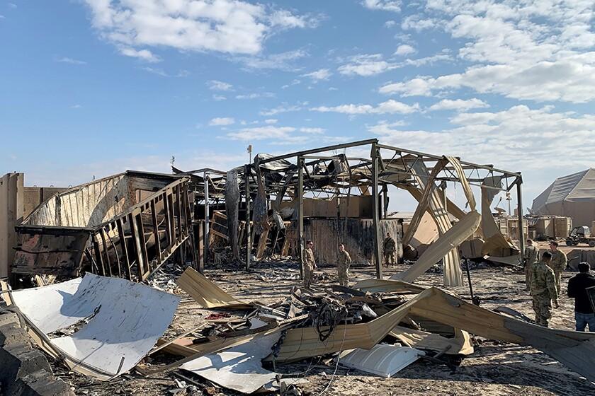 Iraq air strike