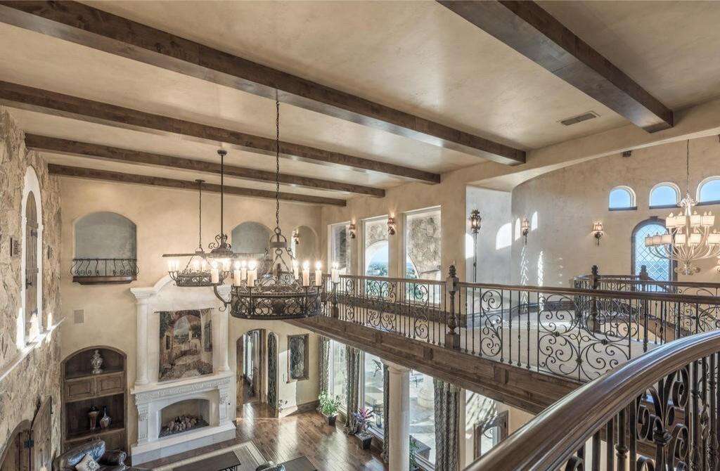 Clay Buchholz's Texas mansion