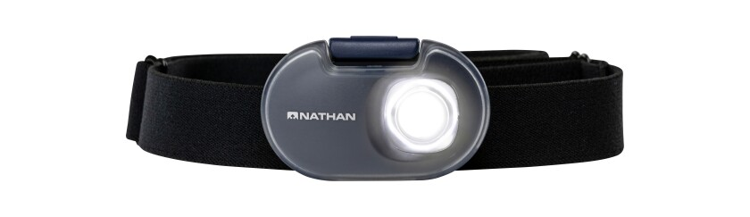 Nathan Luna Fire 250 RX chest/waist light.