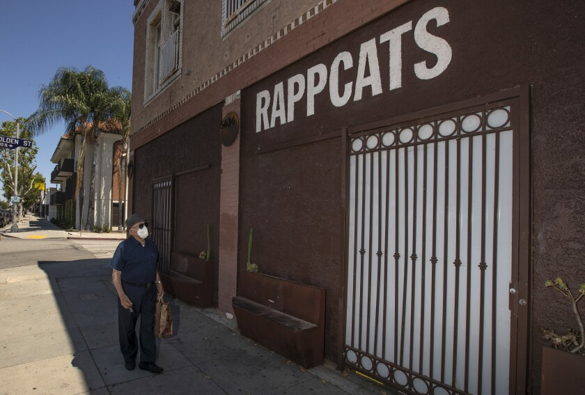 Rappcats record store