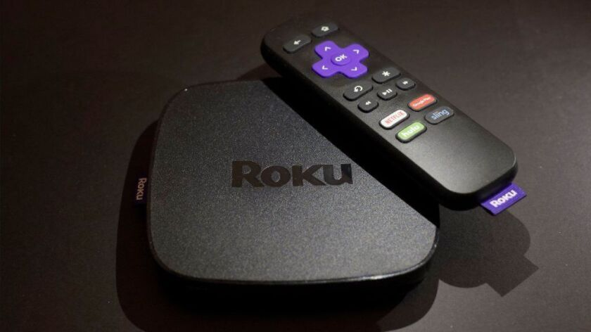 Roku plans to develop a voice-powered digital assistant.