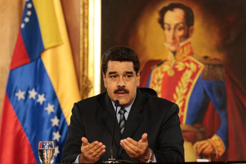 Maduro announces gas price hike