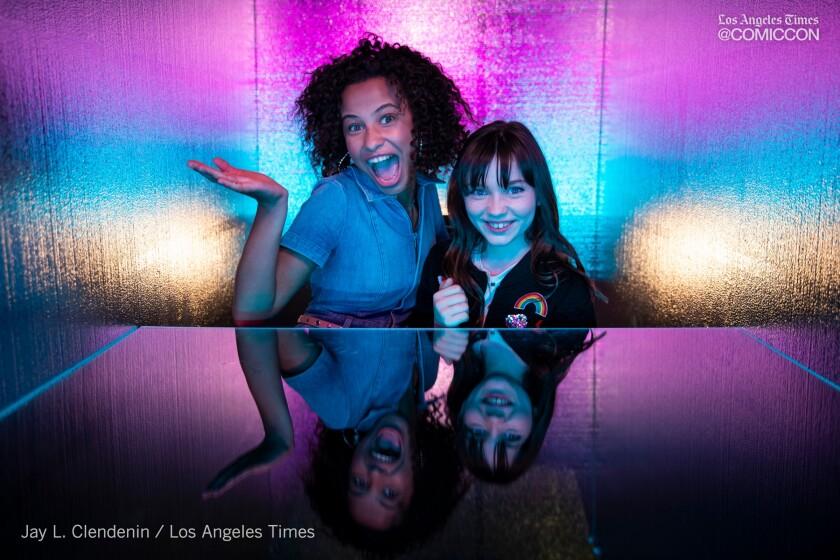 Los Angeles Times Photo Studio