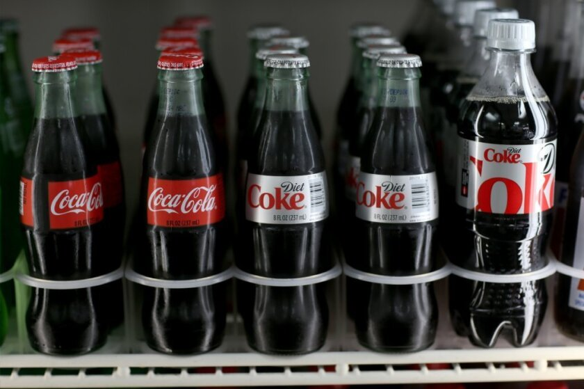 Researchers looked at the total daily caloric intake of people who drank diet beverages.