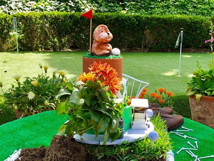 La Jolla Historical Society's Bill Carey leads a secret life as a garden gnome - The San Diego Union-Tribune