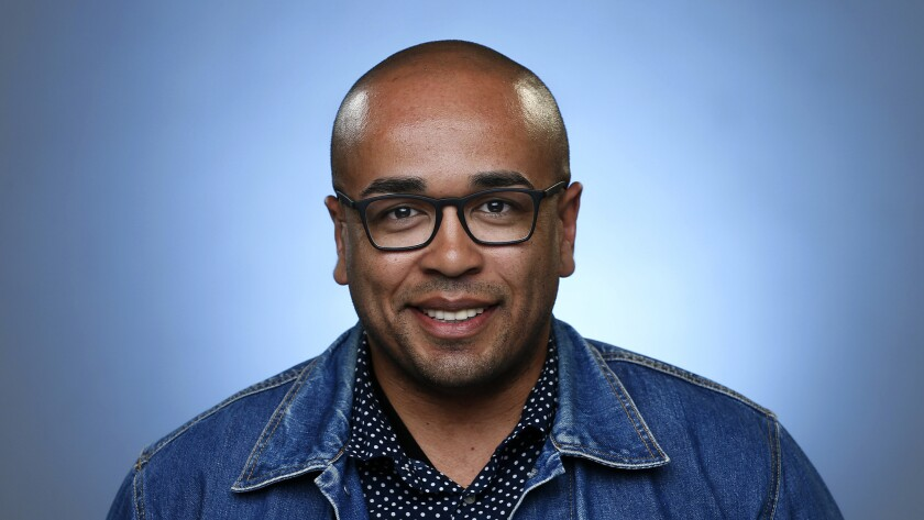 Marques Harper is The Times' new fashion editor.