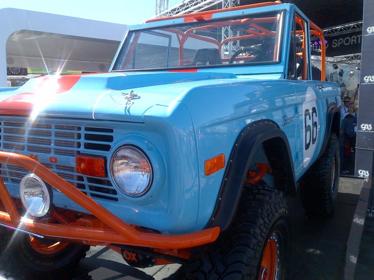 Galpin Auto Sports SEMA cars