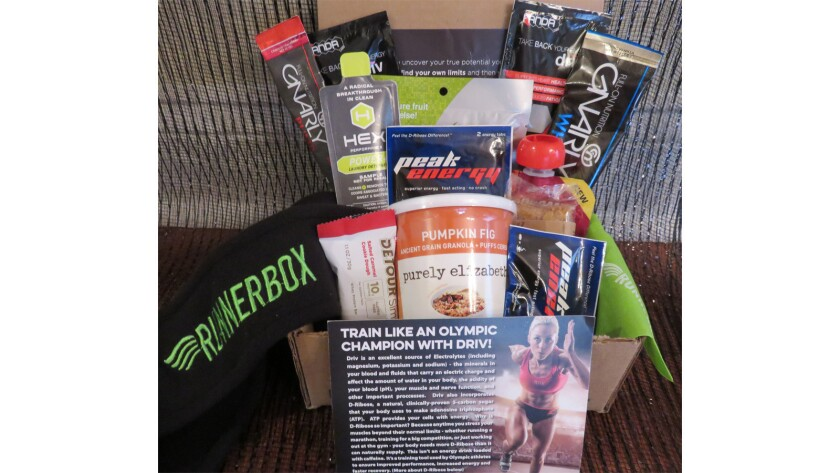Runnerbox subscription box