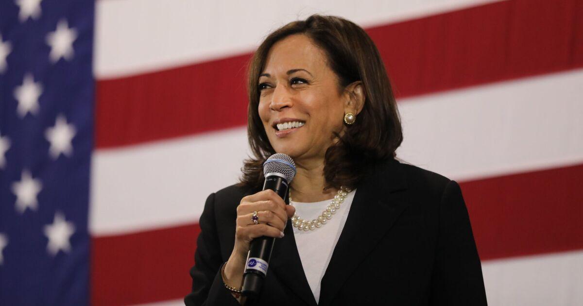 Who is Kamala Harris, Joe Biden's running mate?