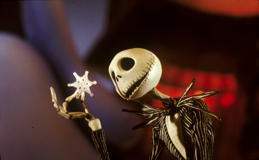 """Nightmare Before Christmas"" (1993)."