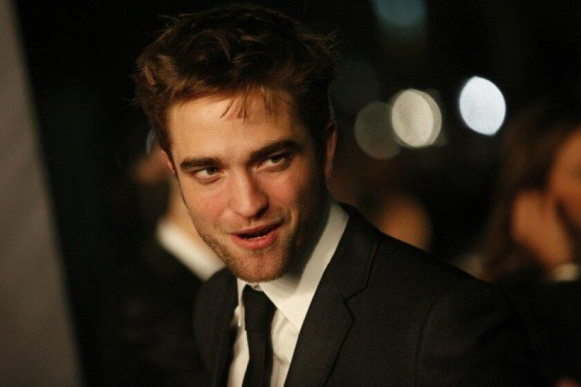 Robert Pattinson has reportedly signed a three-year deal to represent a men's fragrance for the house of Dior.