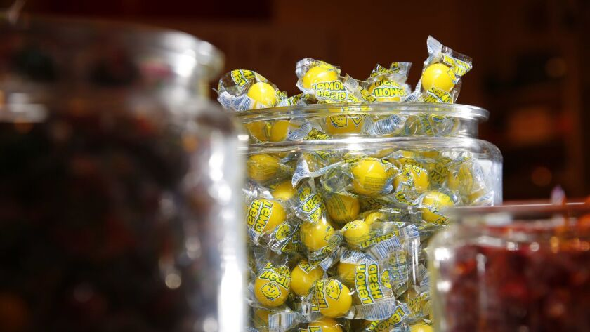Ferrara Candy, the maker of Lemonheads, Nerds, and other candies, will move its 300-person corporate headquarters into the Old Post Office from west suburban Oakbrook Terrace.