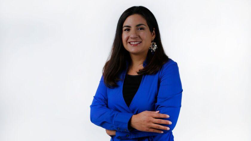 Jessica Resendez-Orozco, winner of Latino Champions teacher category