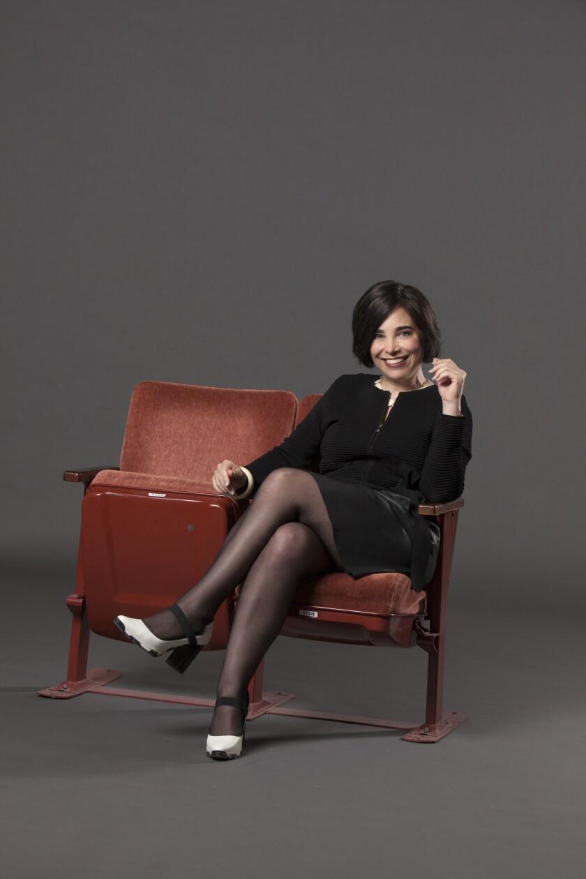 Roxana Velásquez, directora ejecutiva del Museo de Arte de San Diego