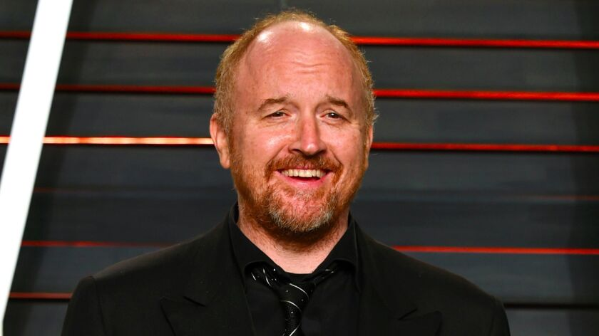 Louis C.K. has signed a deal with Netflix for two comedy specials.
