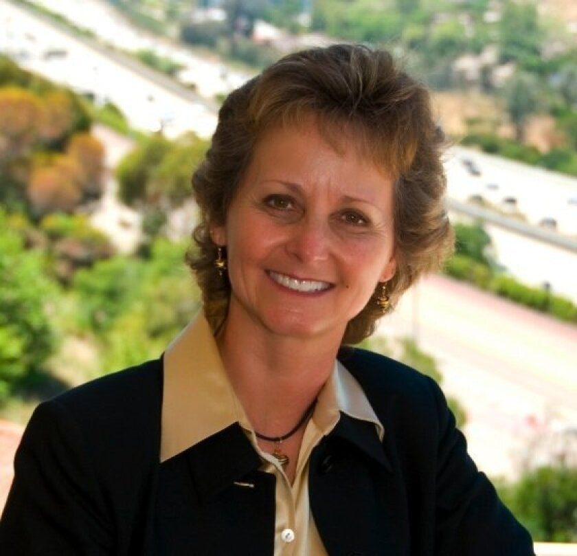 Karen Janney, superintendent, Sweetwater Union High School District