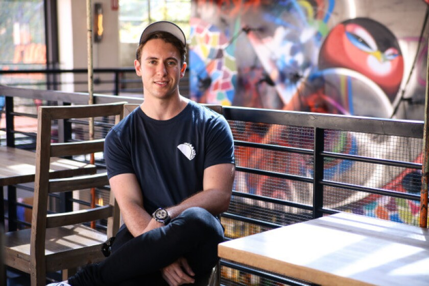 "Alexander Adler, one of the co-founders of Puesto, was included in the Forbes ""30 Under 30"" list."