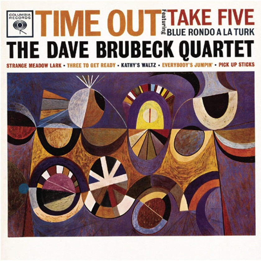 Brubeck's Time Out in Concert