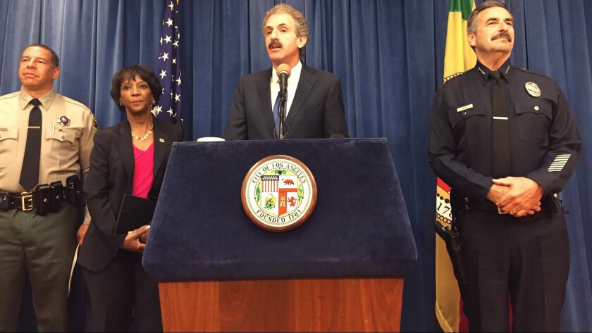 L A  city attorney accuses home healthcare firm of stealing