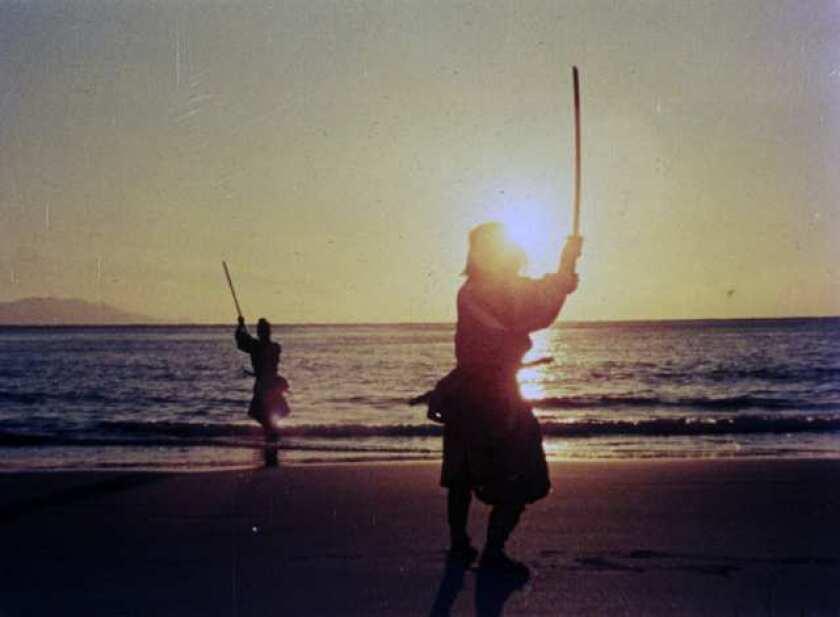 DVD review: 'Samurai Trilogy' is a cut above predecessor