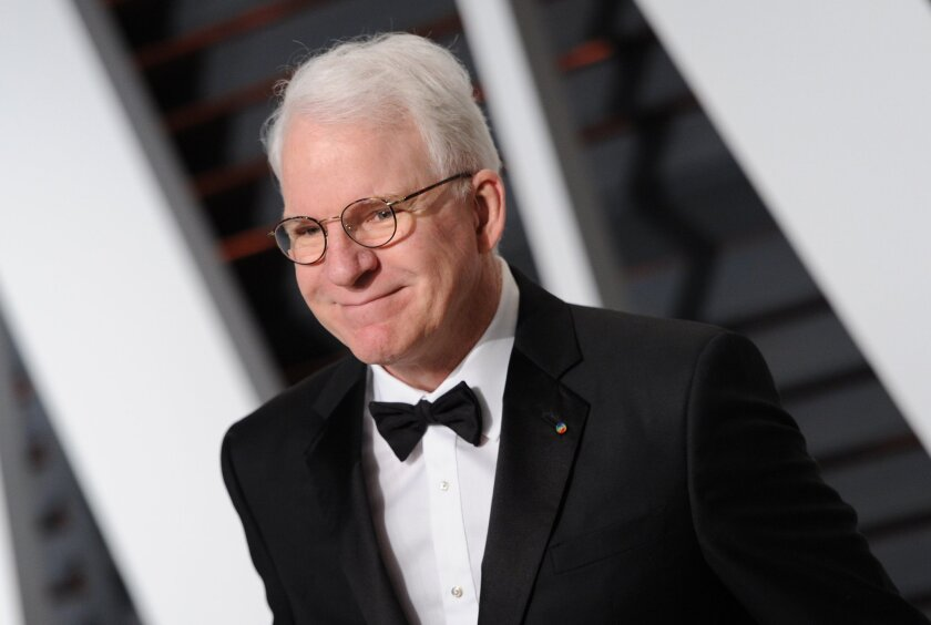 Steve Martin, shown earlier this year at the Vanity Fair Oscars party in Beverly Hills, has sold a home in the Beverly Hills Post Office area for $2.22 million.