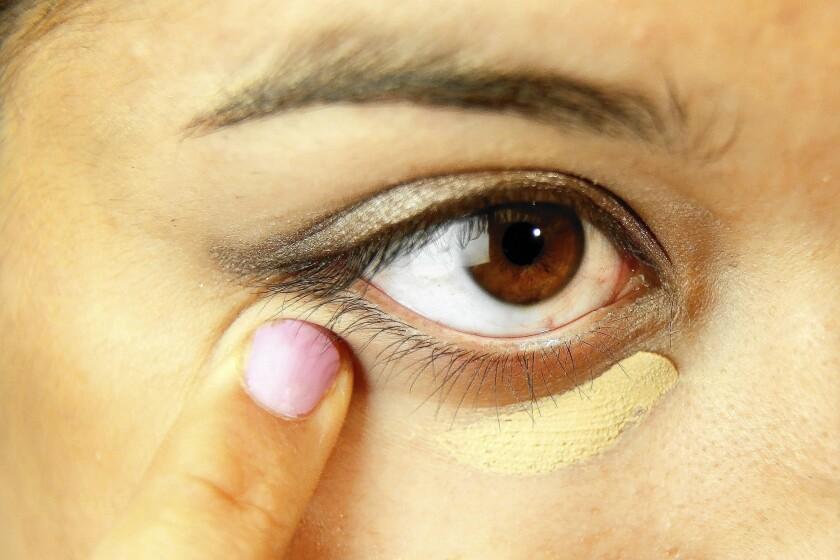 eye sunscreen