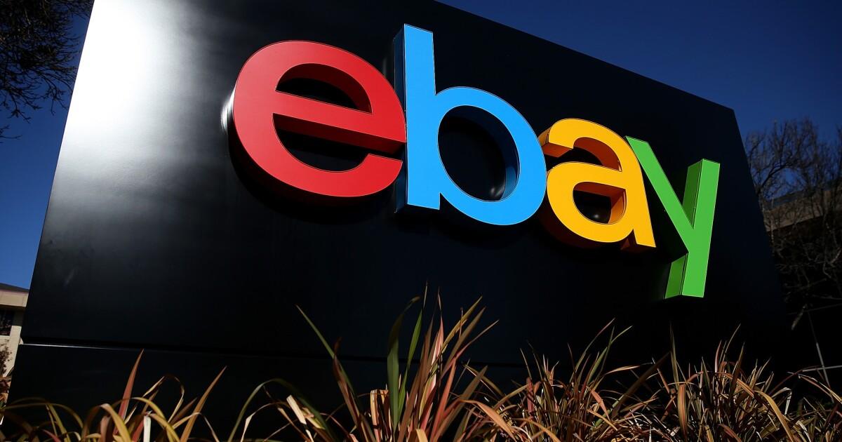 EBay stock rises as company considers sale of StubHub