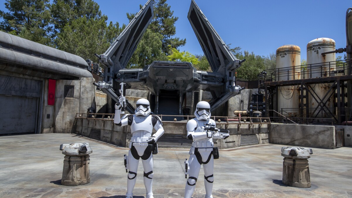 Disney's Star Wars: Galaxy's Edge: What works, what's missing and what to fix