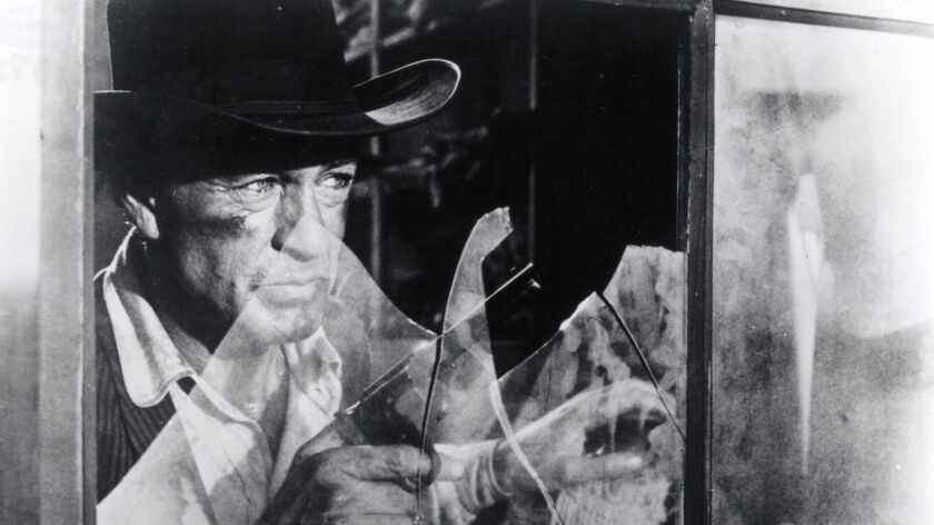 """Gary Cooper in """"High Noon"""""""