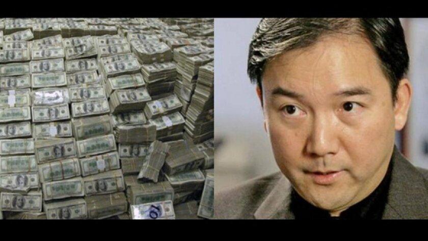 Empresario chino Zhenli Ye Gon