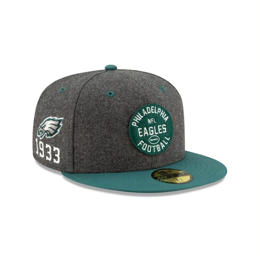 78deb12b Ranking the 2019 NFL sideline hats: Which is the snazziest? - Los ...