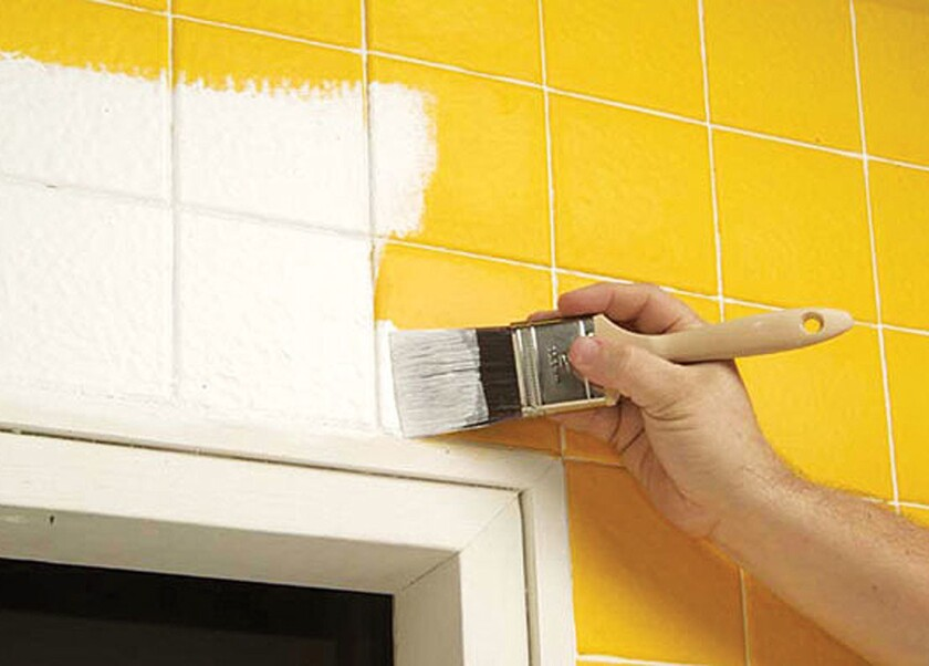 Paint won't last forever, especially in a tub or shower enclosure, but it will give the room a fresh new look.