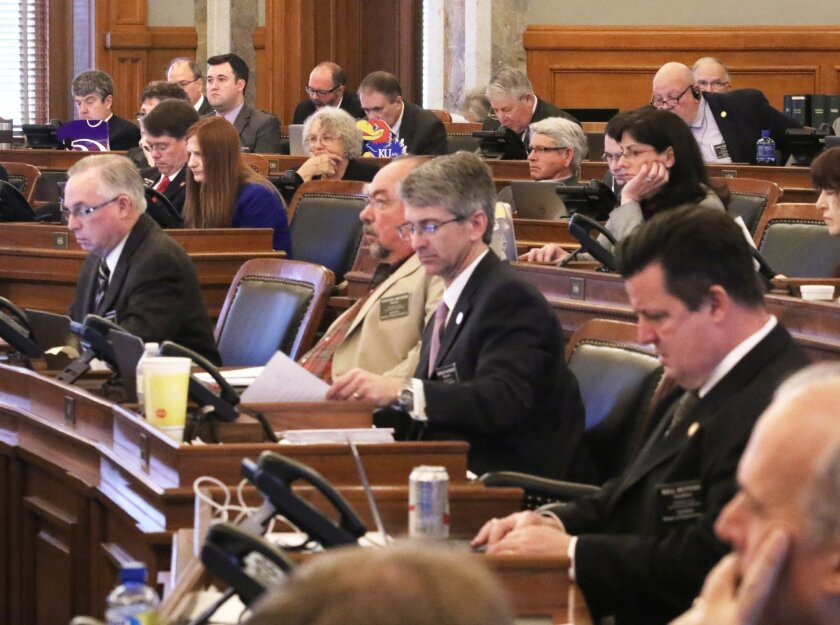 Kansas legislature