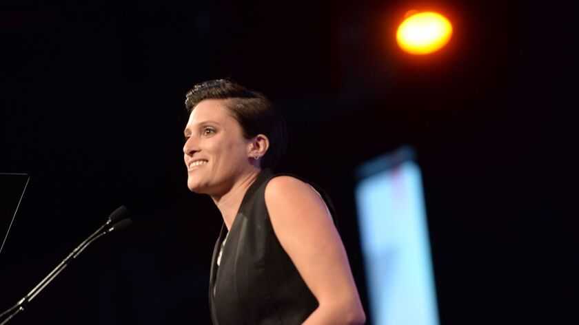 """Rachel Morrison is the first woman to be nominated for cinematography for her work with """"Mudbound."""""""