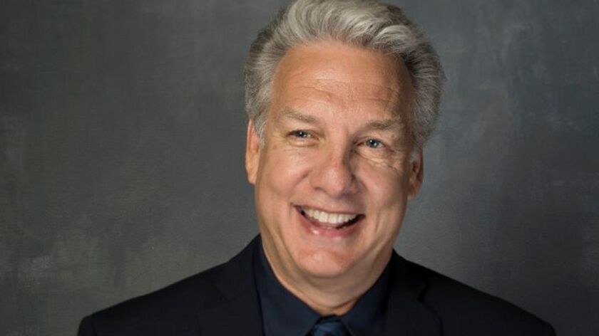 """Double Dare's"" Marc Summers."