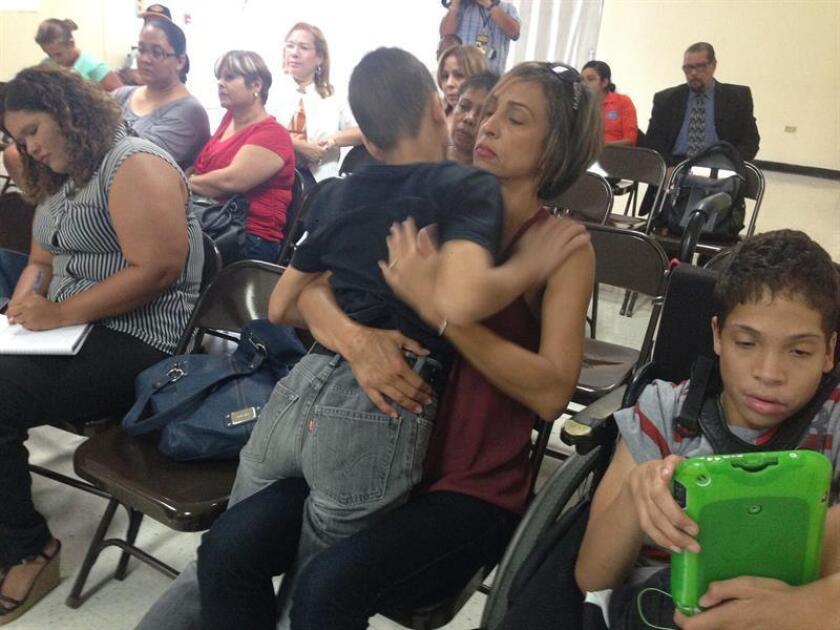 Tras varias vistas públicas alrededor de toda la isla, la nueva Ley para la Educación de los Niños con Discapacidades en Puerto Rico, fue aprobada con 36 votos a favor. EFE/Archivo