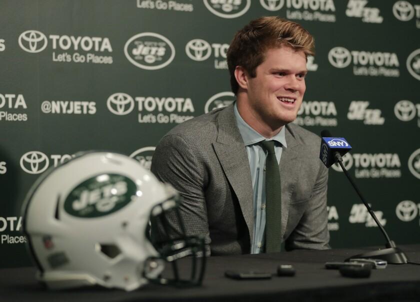 Sam Darnold - New York Jets
