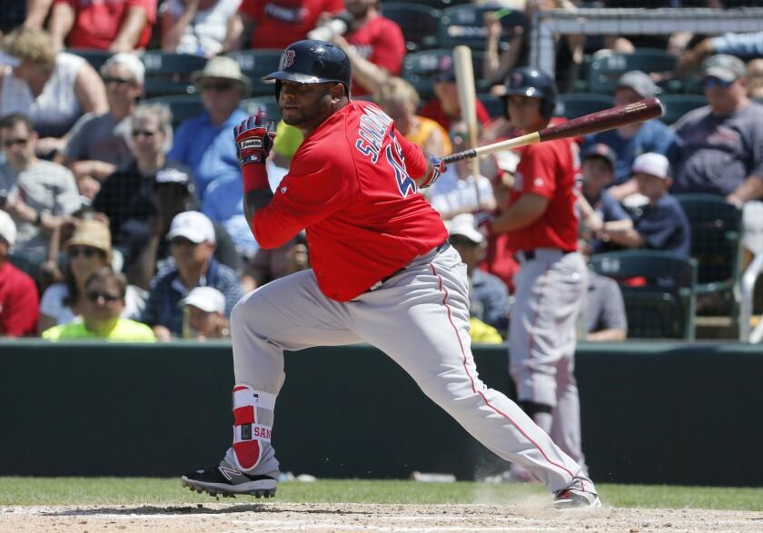 Red Sox infielder Pablo Sandoval to have shoulder surgery