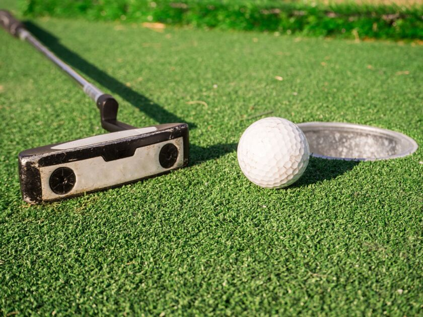 Golf in the dark at this event, set to take over Liberty Station on Jan. 14 (Courtesy photo)