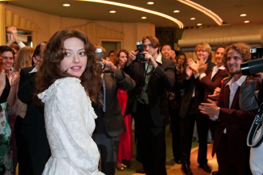 """Amanda Seyfried as Linda Lovelace, in """"Lovelace."""""""