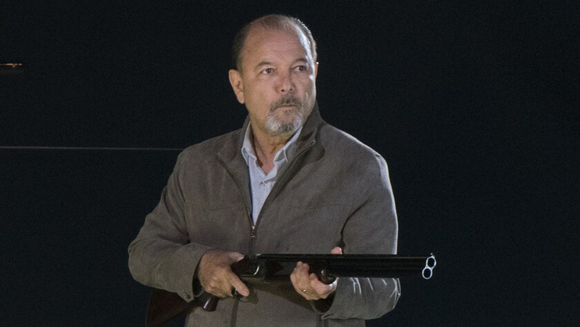 """Ruben Blades in """"Fear the Walking Dead,"""" which began its second season Sunday and has been renewed for a third."""