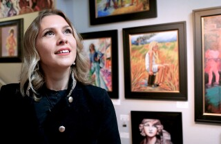 Evgeniya Golik | Surrealist Painter