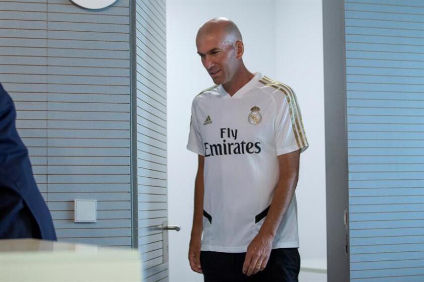 """Zidane sobre Neymar: """"Estoy deseando que llegue el día 2"""""""