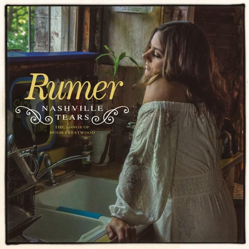 """This cover image released by Cooking Vinyl shows """"Nashville Tears,"""" a release by Rumer. (Cooking Vinyl via AP)"""