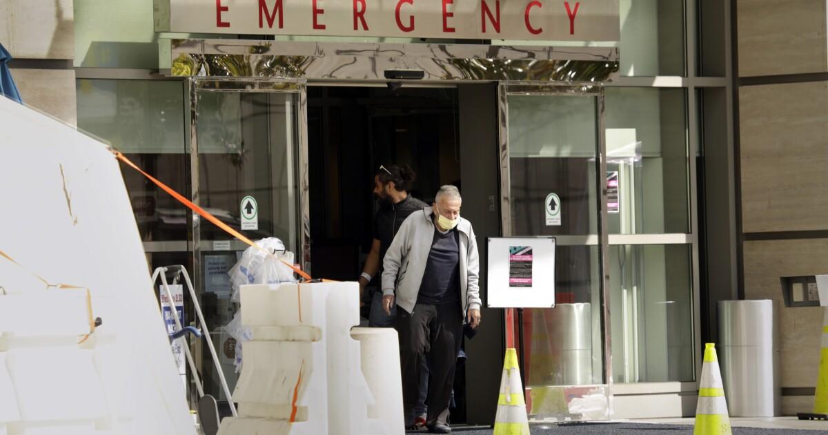 Απόκοσμη ηρεμία πριν την καταιγίδα δίνει γιατρούς ER χρόνο για να προετοιμαστούν, να ανησυχείς για το τι είναι να έρθει