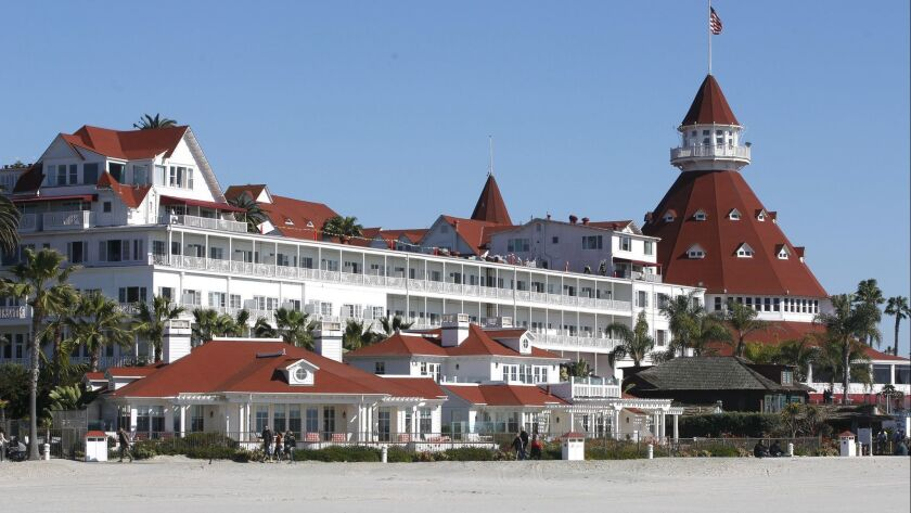 coronado hotel del diego san resort renovations temporarily lay advance workers major renovation tribune facelift midst temporary layoffs required million