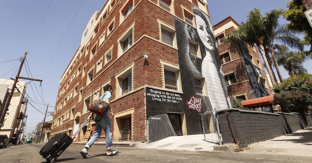 Venice bangunan harus segera dilarang mencalonkan diri sebagai hotel, L. A. dewan mendesak
