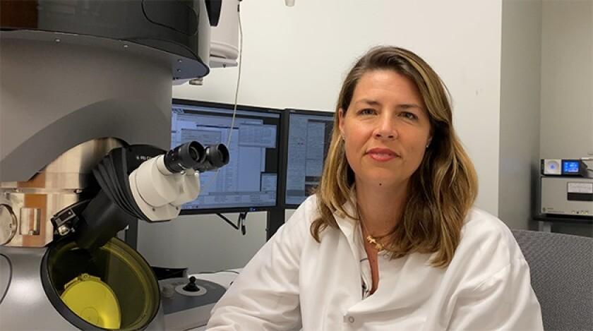 Erica Ollmann Saphire, Ph.D.