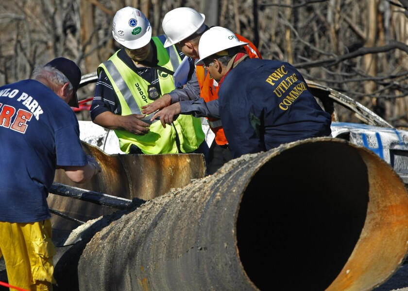 The 2010 natural gas pipeline explosion in San Bruno prompted close scrutiny of the California Public Utilities Commission.